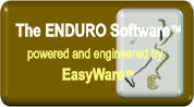 The ENDURO Software™ powered and engineered by   EasyWare™